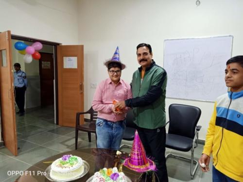 Birthday Celebrations at School