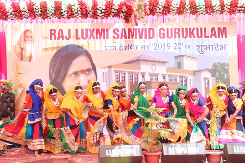 Samvid Gurukulam Nalagarh New academic Session 2019-20 Started